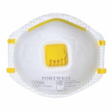 Μάσκα Αναπνοής με βαλβίδα FFP1