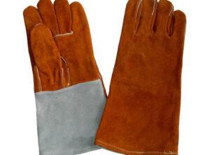 Γάντια Δερματοπάνινα – Ηλεκτροσυκολλητή