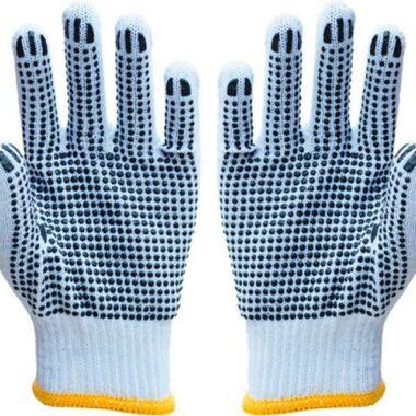 Γάντια Βαμβακερά DELTA SAFETY SLIP DOTS