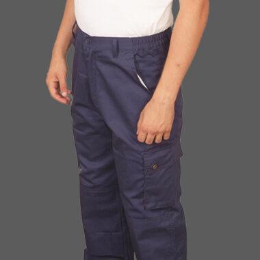 Παντελόνι εργασίας DELTA SAFETY SOFT T/C 65/35 240g/τ.μ.